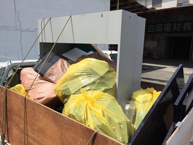 法人様の不用品回収